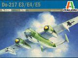 Italeri 1/72 1250 Do 217E3/E4/E5