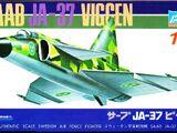Crown 1/144 Saab JA-37 Viggen