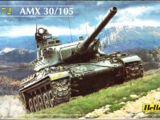 Heller 1/72 AMX 30/105