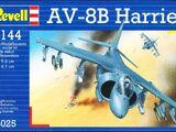 Revell/Germany 1/144 04025 AV-8B Harrier
