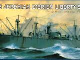 Trumpeter 1/700 05755 SS Jeremiah O'Brien Liberty Ship