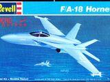 Revell 1/144 4062 F/A-18 Hornet