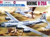 Crown 1/144 Boeing B-29A Superfortress