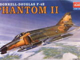 Academy 1/144 McDonnell Douglas F-4E Phantom II