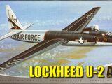 Airfix 1/72 04028 Lockheed U-2