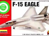 Lindberg 1/100 70953 F-15 Eagle