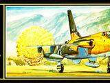 Minicraft/Hasegawa 1/72 014 Republic F-105D Thunderchief