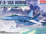 Academy 1/72 Boeing F/A-18A Hornet