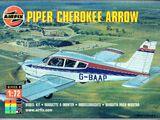 Airfix 1/72 00060 Piper Cherokee Arrow