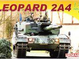 Dragon Models 1/72 7249 Leopard 2A4