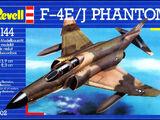 Revell/Germany 1/144 04002 F-4E/J Phantom