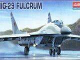 Academy 1/144 Mikoyan MiG-29