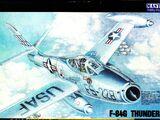 Mastercraft 1/72 7222 Republic F-84G Thunderjet