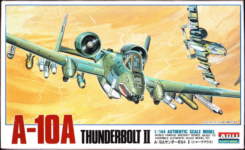 Arii 1/144 33006 A-10A Thunderbolt II