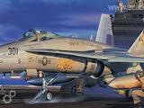 Academy 1/32 Boeing F/A-18C Hornet