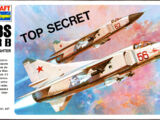 Minicraft/Hasegawa 1/72 136 MIG-23S Flogger B