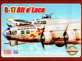 Minicraft 1/144 14519 Boeing B-17 Bit o'Lace
