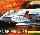 """Dragon Models 1/144 4574 FA-6B Prowler """"VAQ-130 Zappers"""""""