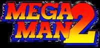 Mega Man 2 logo