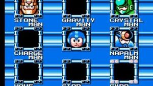Mega Man 5 - Crystal Man's Stage