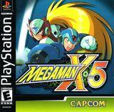Mega Man X5