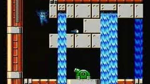 Mega Man 9 - Concrete Man Stage