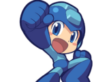 Guión de Mega Man Powered Up