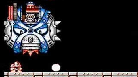 Mega Man 6 - X Crusher