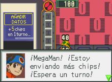 Lan operando a Megaman-0