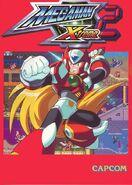 Carátula de Mega Man Xtreme 2 con Zero