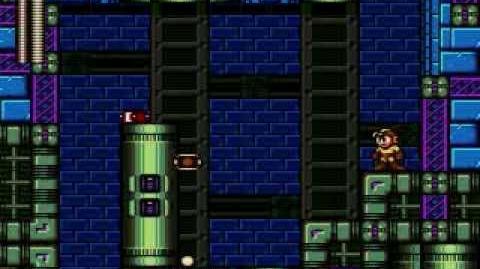 Mega Man The Wily Wars- Mega Water-S Stage