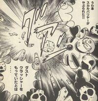 SkullMan-Ikehara-derrotado
