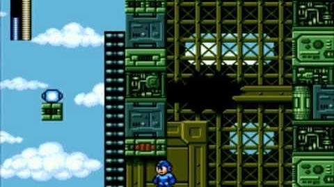 Mega Man The Wily Wars (Mega Man) - Fortress Stage 2