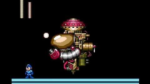 Mega Man Wily Wars Wily Machine Perfect Run
