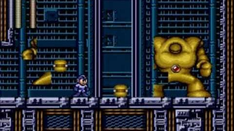 Mega Man The Wily Wars (Mega Man 3) - Wily's Fortress Stage 2