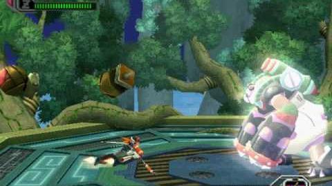 Megaman X8 Boss 4 Bamboo Pandamonium (Hard)-0