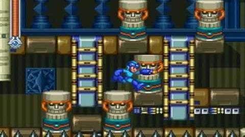 Mega Man & Bass - Ground Man Stage Desert Burrow (Mega Man)