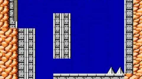Mega Man - Guts Man's Stage