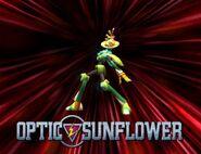 Optic Sunflower