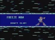 Freezeman present