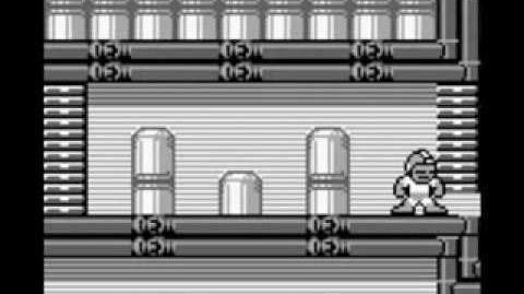 Mega Man II (5) Magnet Man
