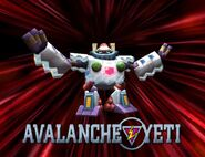 Avalanche Yeti