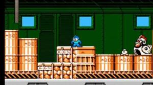 Mega Man 5 - Charge Man's Stage