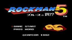 ロックマン5 OP-0
