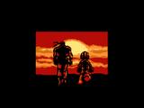 Guión de Street Fighter X Mega Man