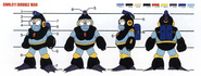 DWN011-BubbleMan-Especificaciones