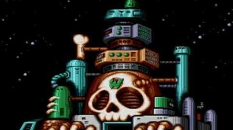 Mega Man The Wily Wars (Mega Man 3) - Wily's Fortress Stage 1