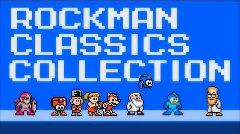 Trailer 2 de Rockman Classics Collection