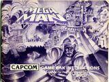 Manual de Mega Man