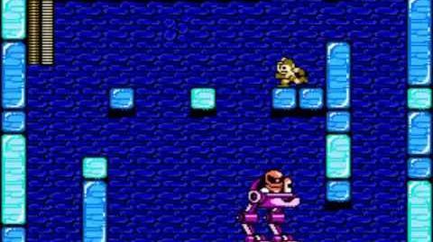 Mega Man 2 - Flash Man's Stage